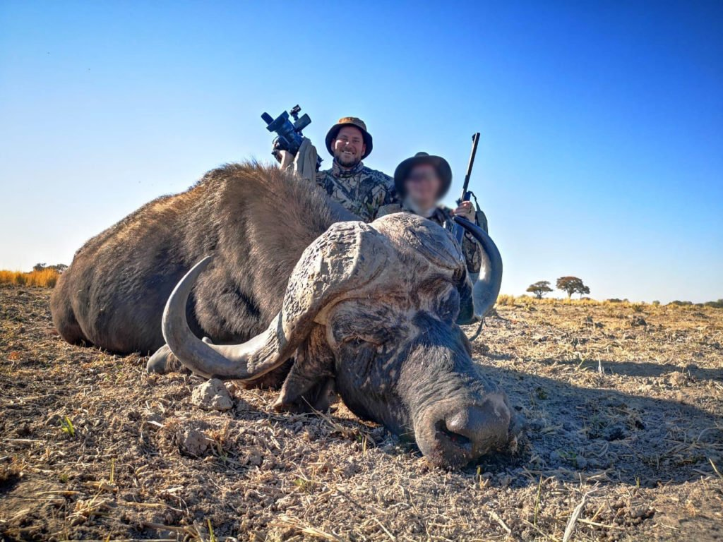 buffalo hunting in Caprivi, best buffalo hunting in africa