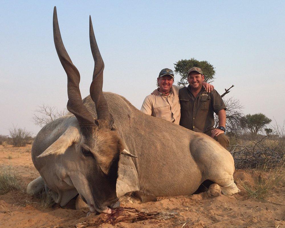 tanzania hunting safari